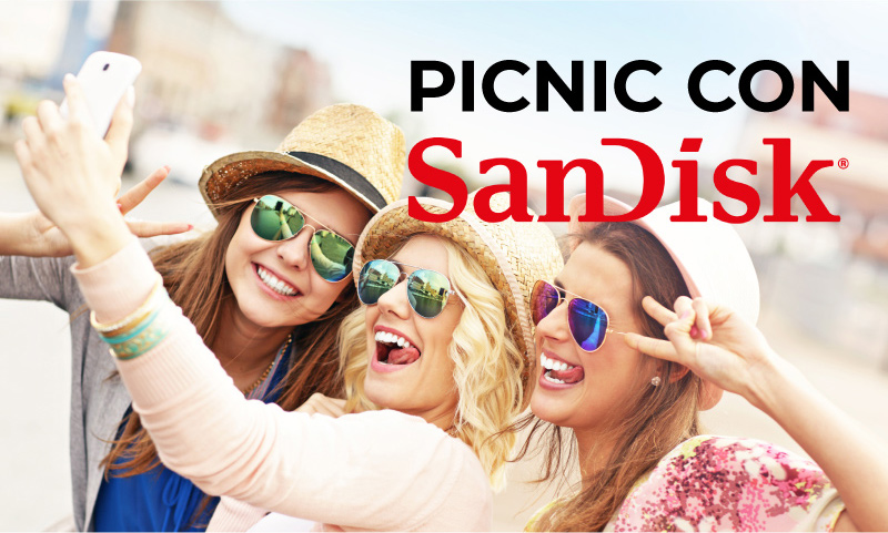 Promo SanDisk